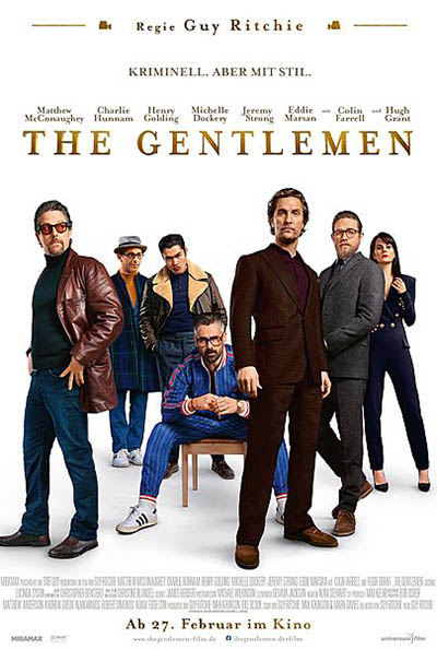 The Gentlemen: Kinostart, Trailer und ...