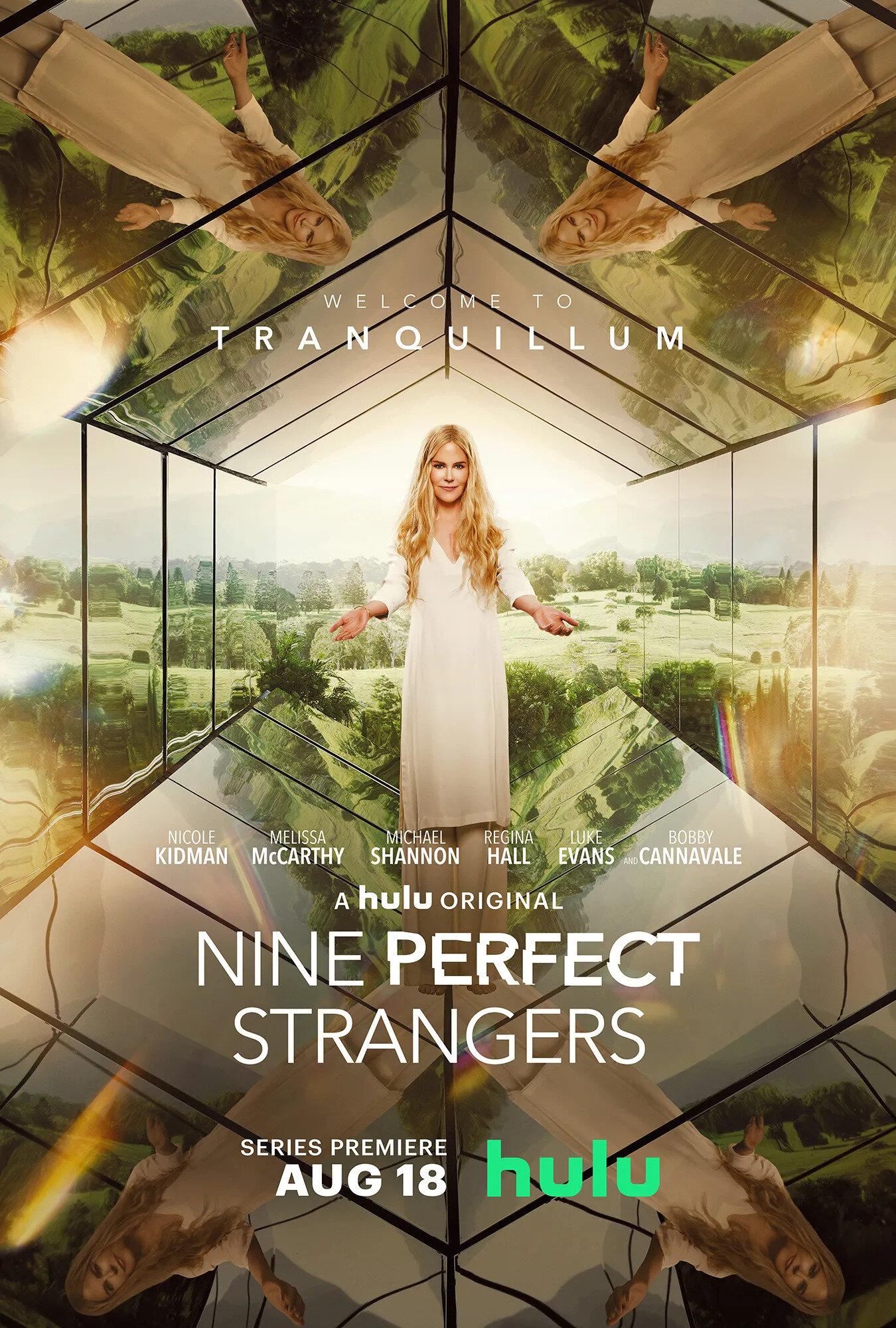 Nine Perfect Strangers Miniserie, 20   Film, Trailer, Kritik