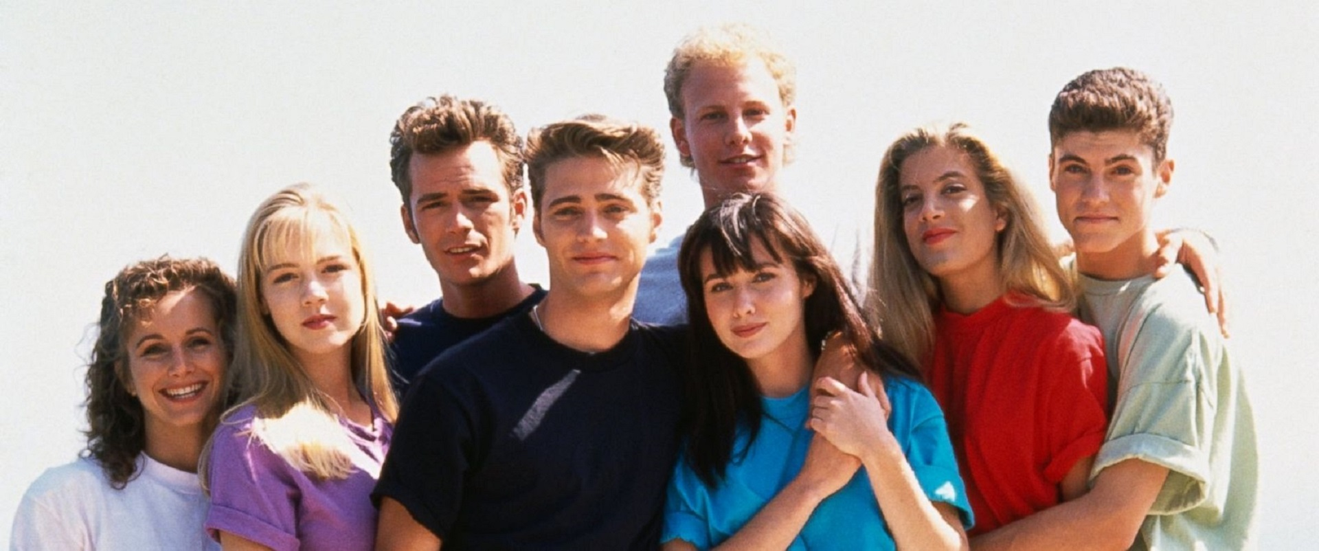 Die Highschool-Kids aus Beverly Hills, 90210; Copyright: Fox Network