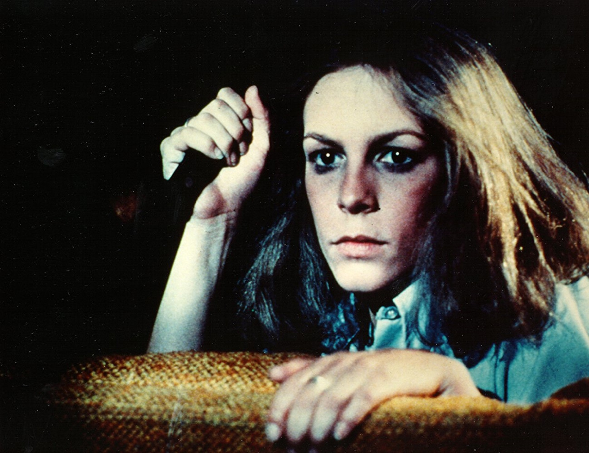 Jamie Lee Curtis als Laurie Strode in Halloween (1978); Copyright: Columbia Pictures