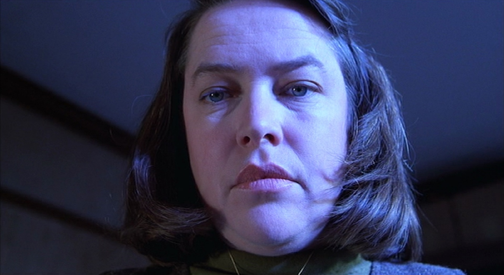 Kathy Bates in Misery; Copyright: Columbia Pictures / MGM Home Entertainment
