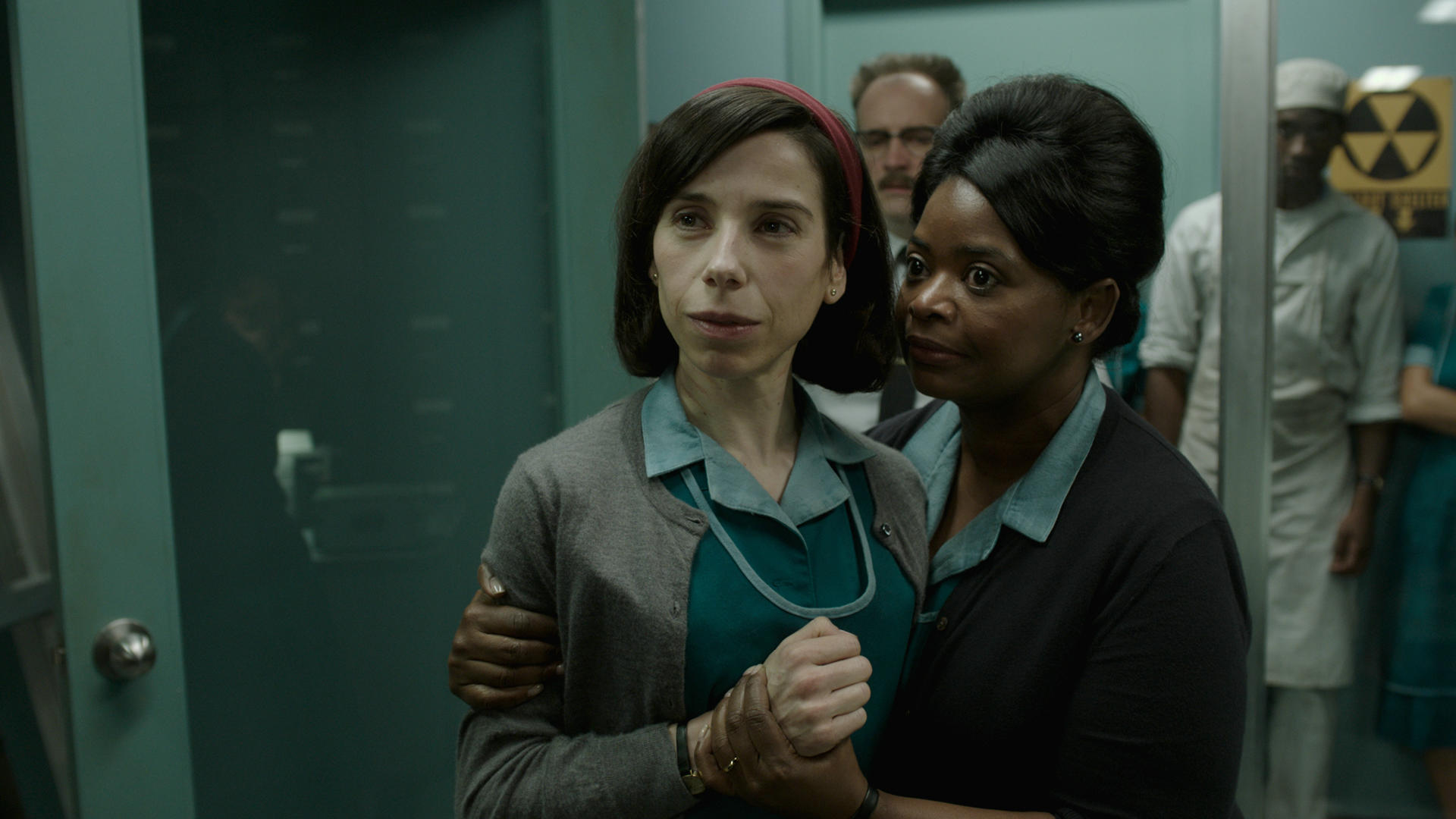 Sally Hawkins und Octavia Spencer in The Shape of Water