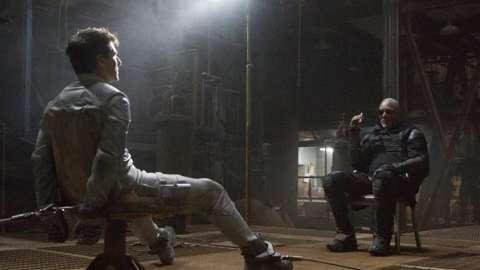 Oblivion Film Trailer Kritik