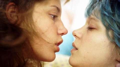 Blau Ist Eine Warme Farbe 2012 Film Trailer Kritik