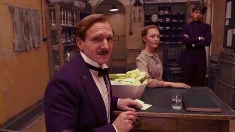 The Grand Budapest Hotel 2014 Film Trailer Kritik