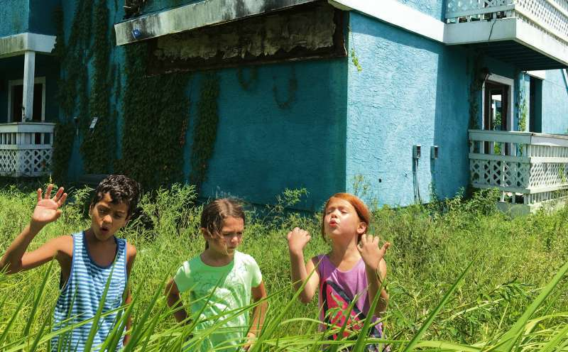 Headerbild zu The Florida Project