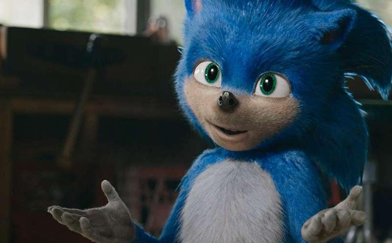 Fsk Sonic The Hedgehog