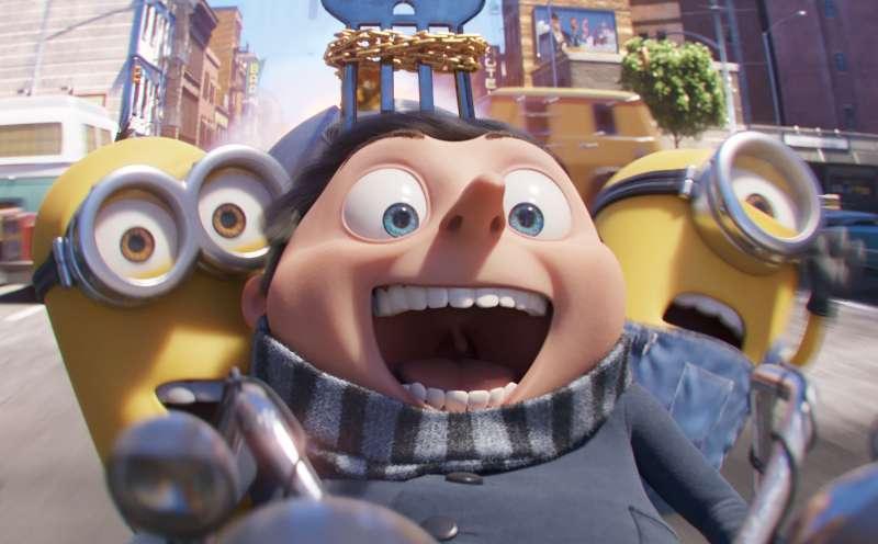 Der Film Minions