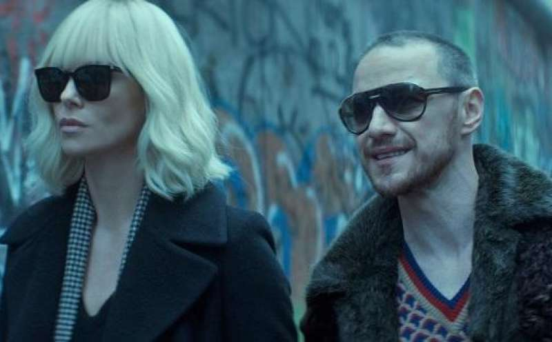 Atomic Blonde von David Leitch