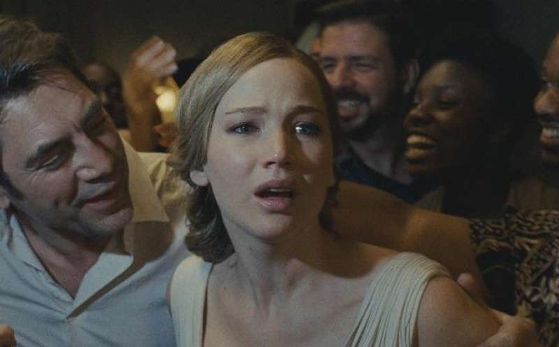 mother! von Darren Aronofsky