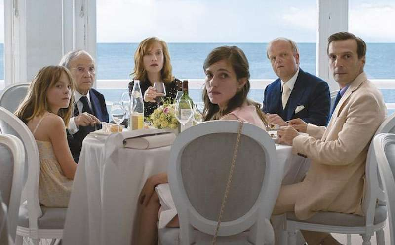 Happy End von Michael Haneke