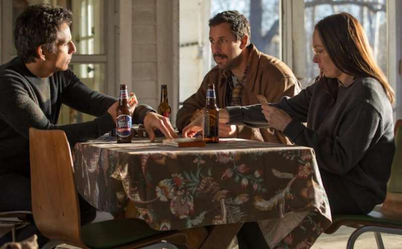 The Meyerowitz Stories von Noah Baumbach