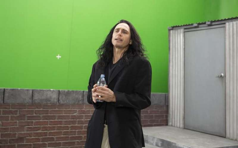 The Disaster Artist von James Franco