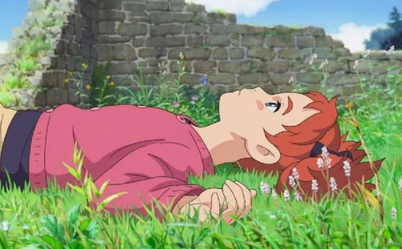 Mary and the Witch's Flower von Hiromasa Yonebayashi