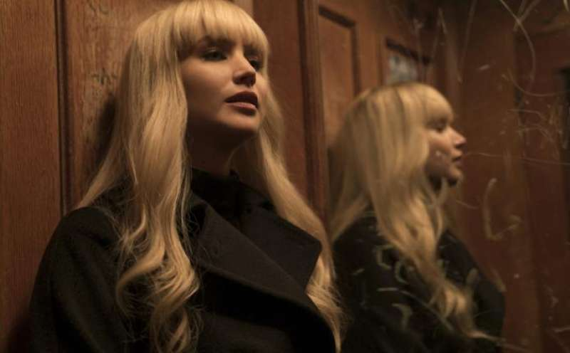 Red Sparrow von Francis Lawrence
