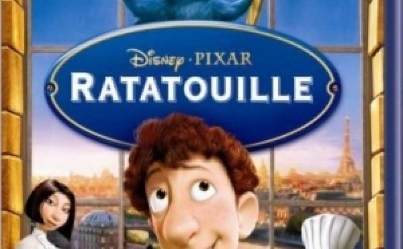 Ratatouille - DVD-Cover