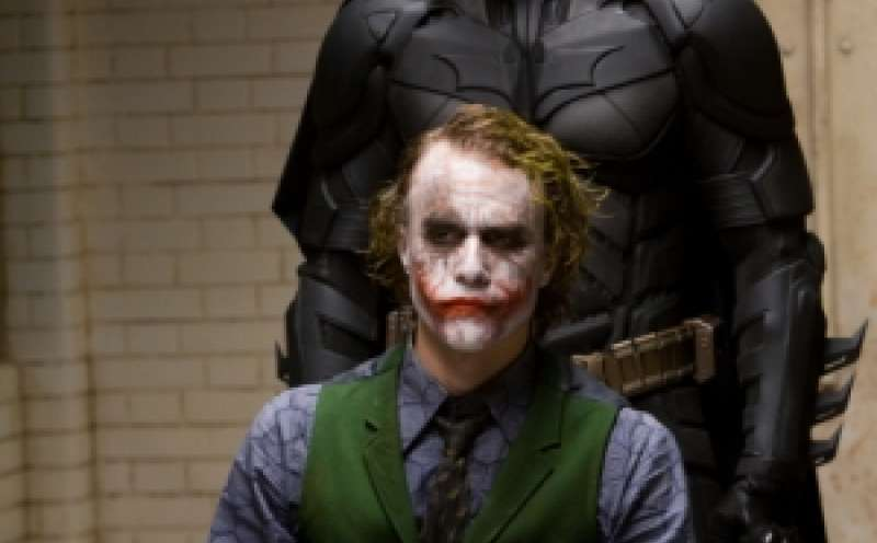 The Dark Knight von Christopher Nolan