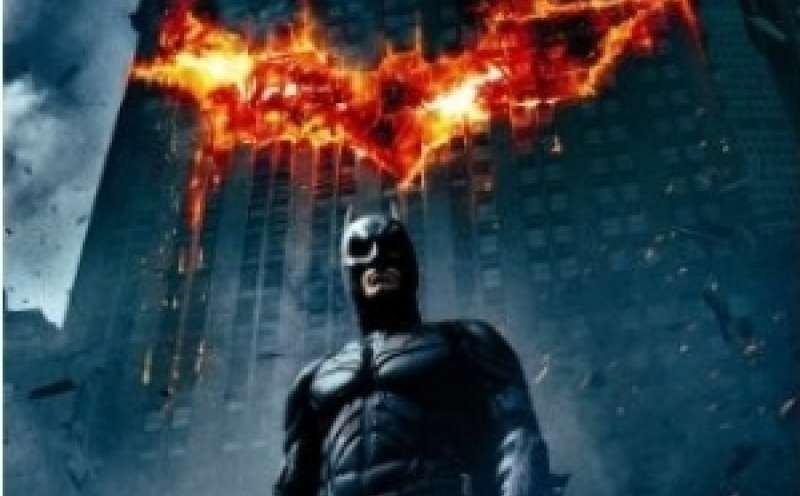 The Dark Knight - DVD-Cover