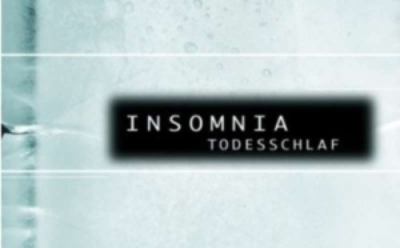 Insomnia - DVD-Cover