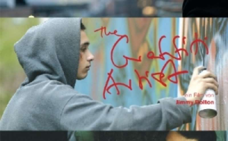 The Graffiti Artist  - DVD-Cover