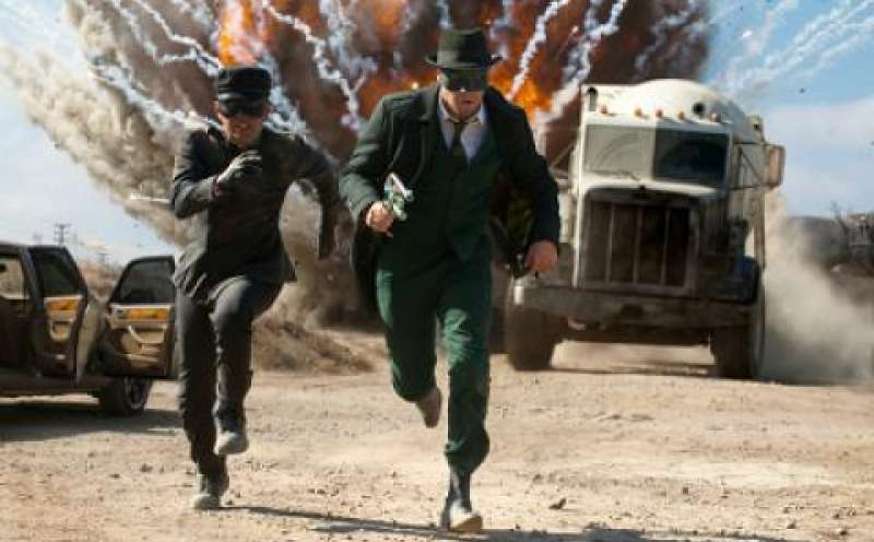 The Green Hornet von Michel Gondry