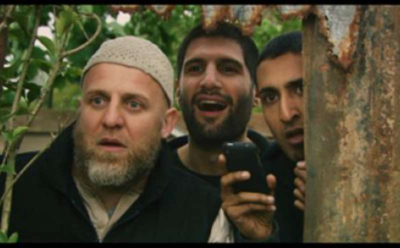 Four Lions von Christopher Morris