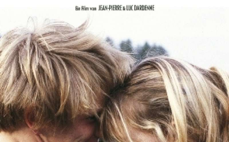 L'enfant - DVD-Cover
