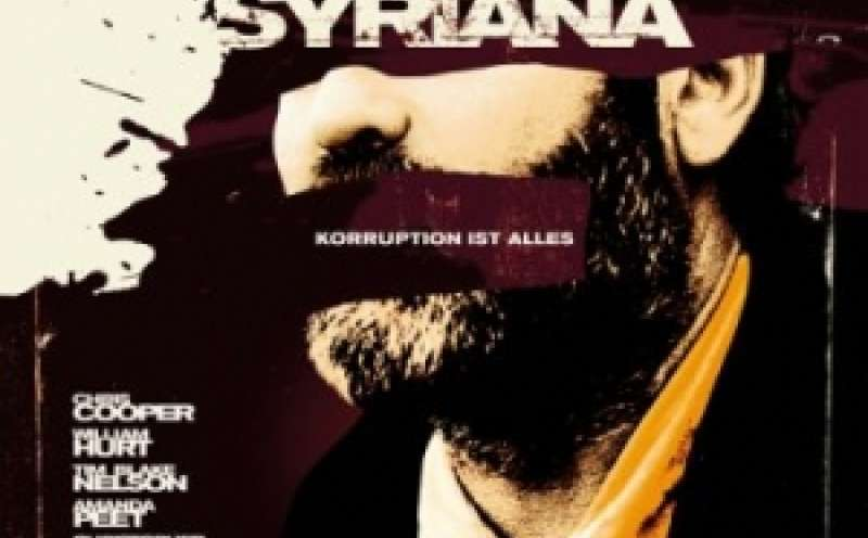 Syriana - DVD-Cover