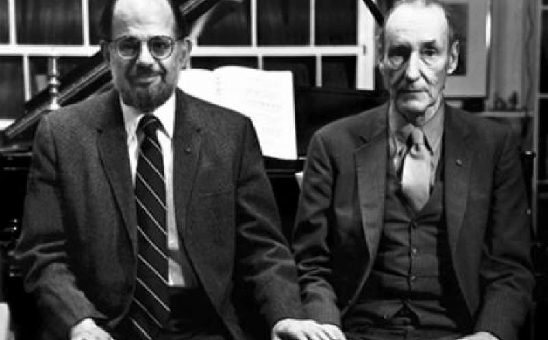 William S. Burroughs: A Man Within von Yony Leyser