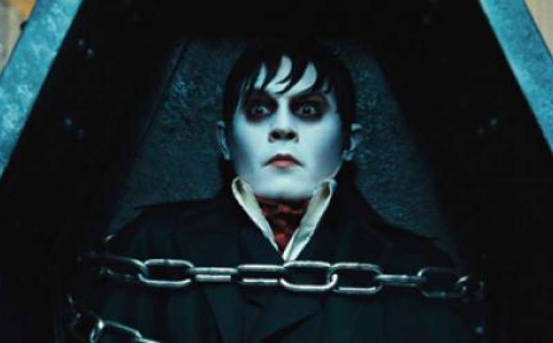 Dark Shadows von Tim Burton