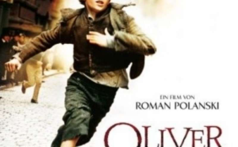Oliver Twist - DVD-Cover