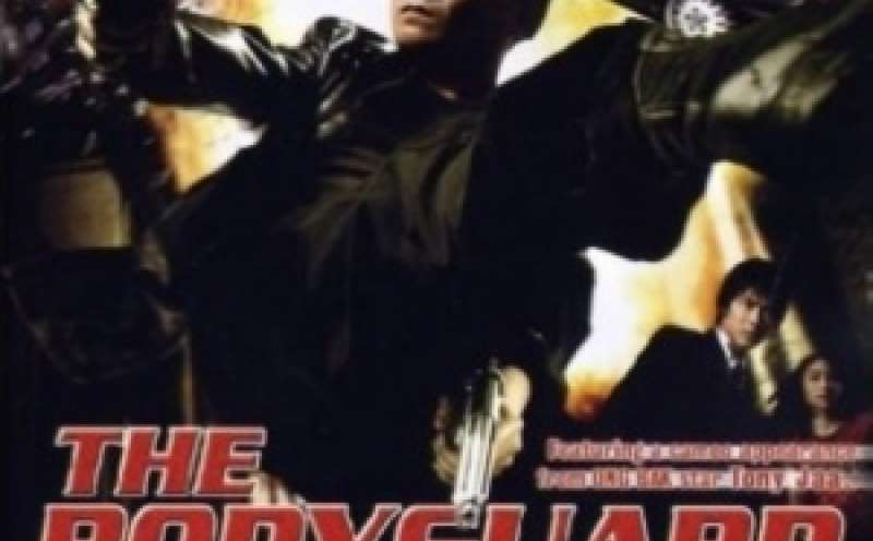 The Bodyguard - DVD-Cover