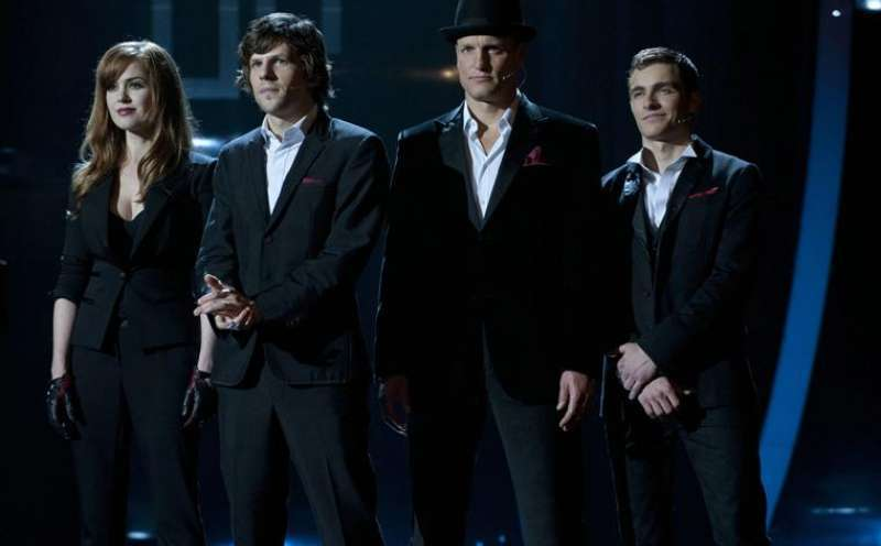 Now You See Me von Louis Leterrier