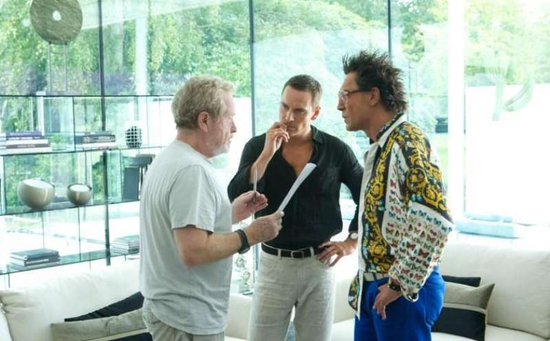 The Counselor von Ridley Scott