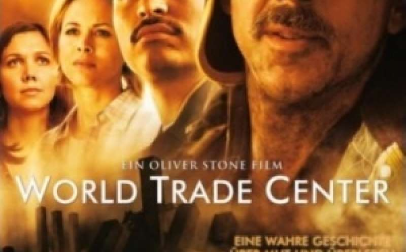 World Trade Center - DVD-Cover