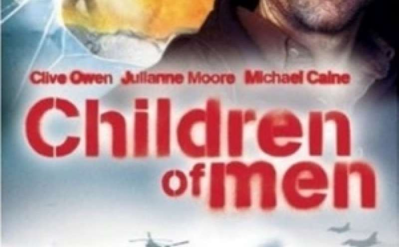 Children of Men - DVD-Cover