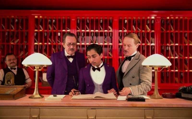 The Grand Budapest Hotel von Wes Anderson