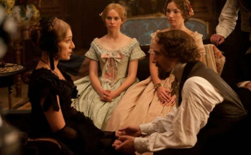 The Invisible Woman von Ralph Fiennes