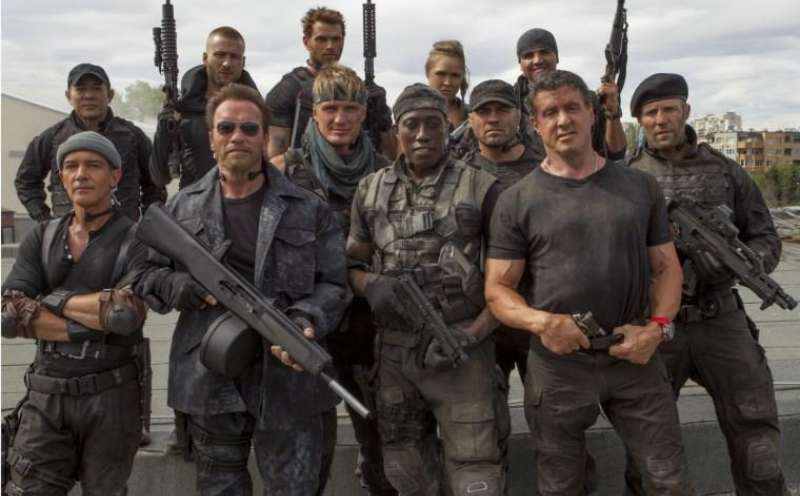 The Expendables 3 von Patrick Hughes
