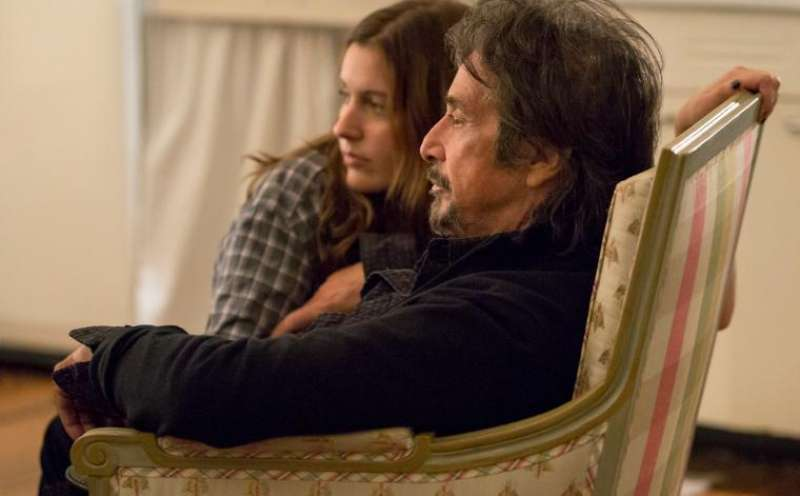 The Humbling von Barry Levinson
