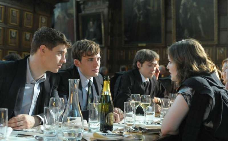 The Riot Club von Lone Scherfig