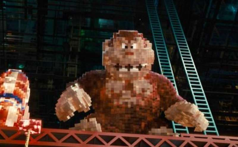 Pixels von Chris Columbus