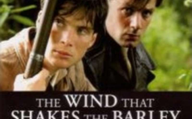 The Wind That Shakes The Barley - DVD-Cover