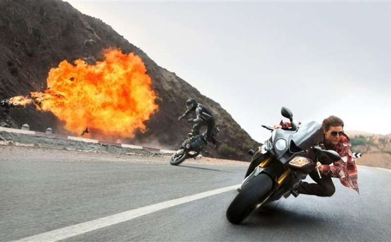 Mission: Impossible: Rogue Nation von Christopher McQuarrie