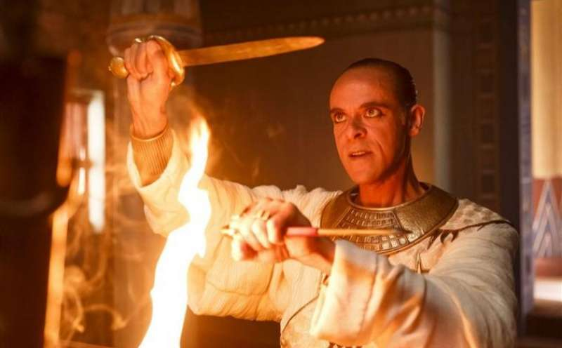 Tut Der Größte Pharao Aller Zeiten Film Trailer Kritik