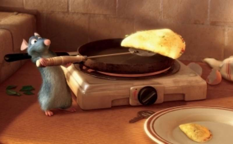 Ratatouille von Brad Bird