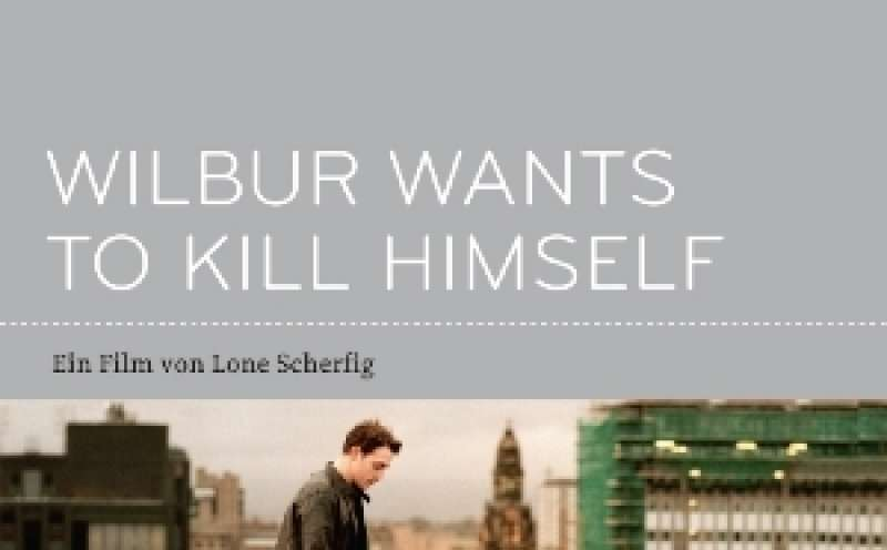 Wilbur wants to kill himself - DVD-Cover