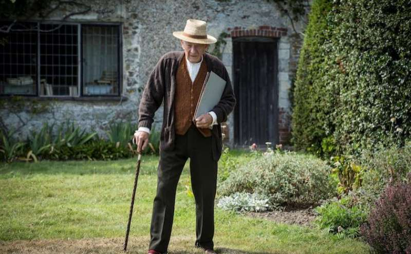 Mr. Holmes von Bill Condon