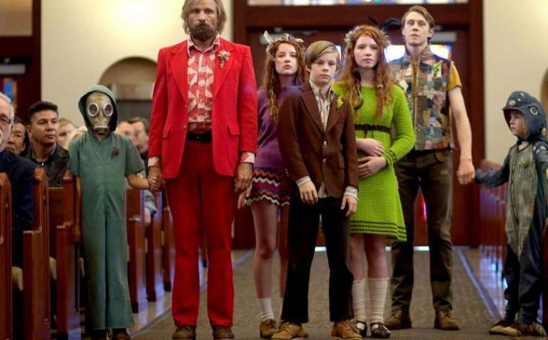 Captain Fantastic von Matt Ross