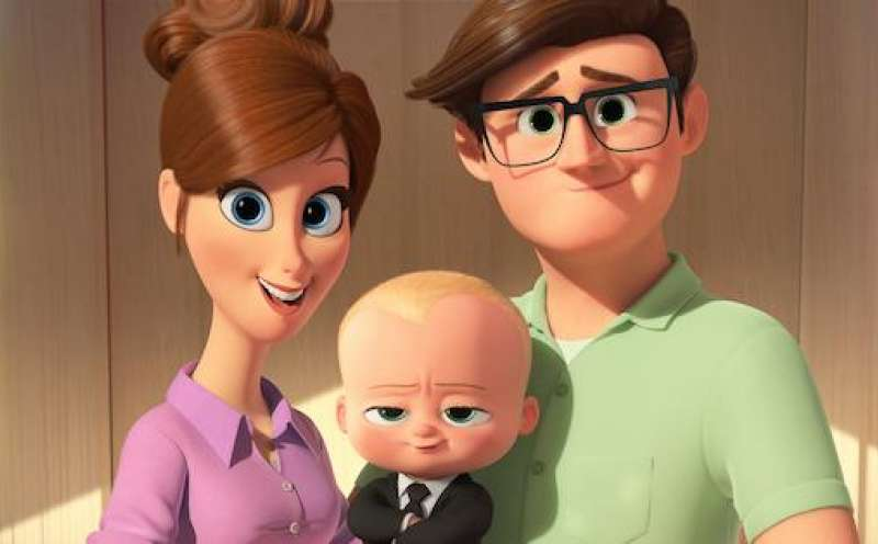 The Boss Baby von Tom McGrath
